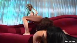 Hot Threesome Lesbian Orgy Wet Pussy Lick